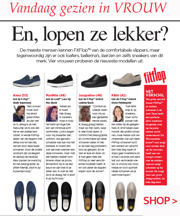 advertorial Fitflop vs3